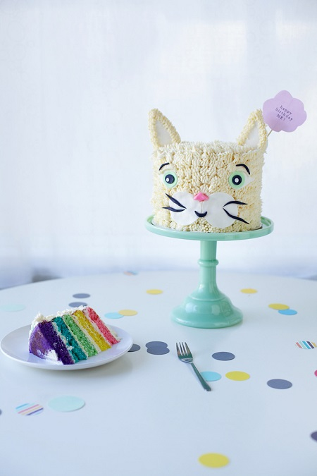Astonishing 12 Cat Cakes You Will Absolutely Adore Cat Lady Confidential Funny Birthday Cards Online Hetedamsfinfo