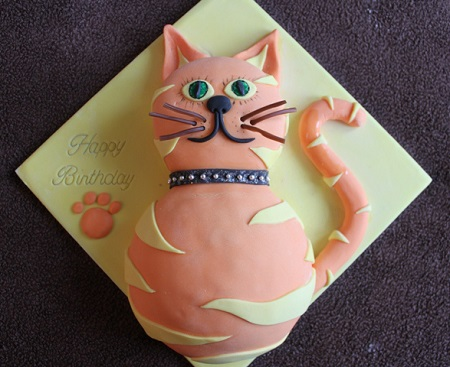 Super 12 Cat Cakes You Will Absolutely Adore Cat Lady Confidential Funny Birthday Cards Online Hetedamsfinfo